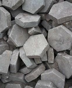 beton zeskant